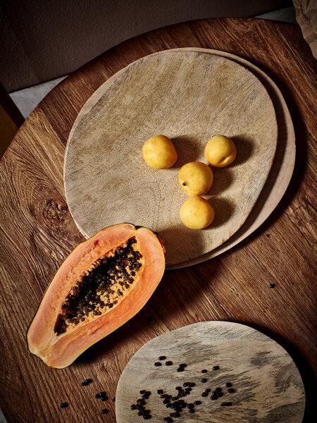 Holzbrett, Mango groß
