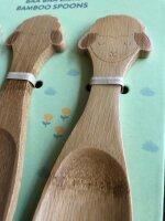 Bambus Löffelset Schäfchen