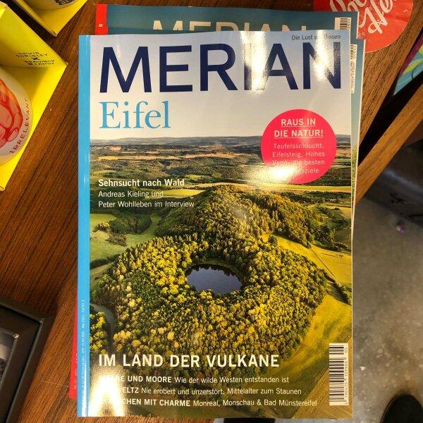 Merian Eifel Heft