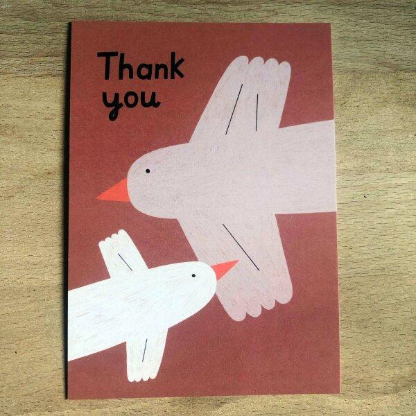 Anna Thank You Birds