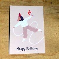 Anna Birthday Dog