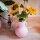 kleine Amorphe Vase pink