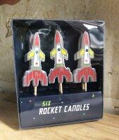 Raketen Kerzen