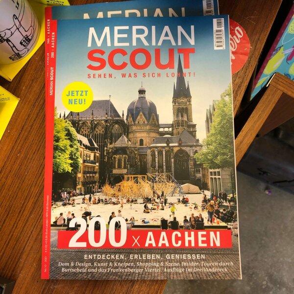 Merian Scout 200xAachen