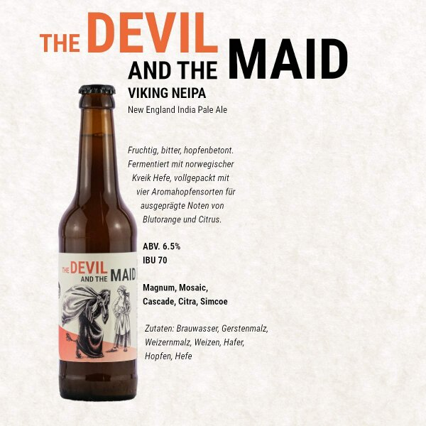 The Devil and the Maid