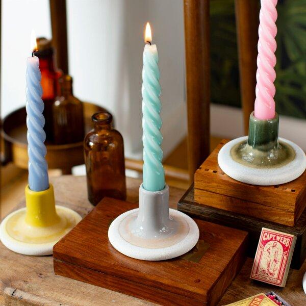 Mojave Glaze Kerzenständer